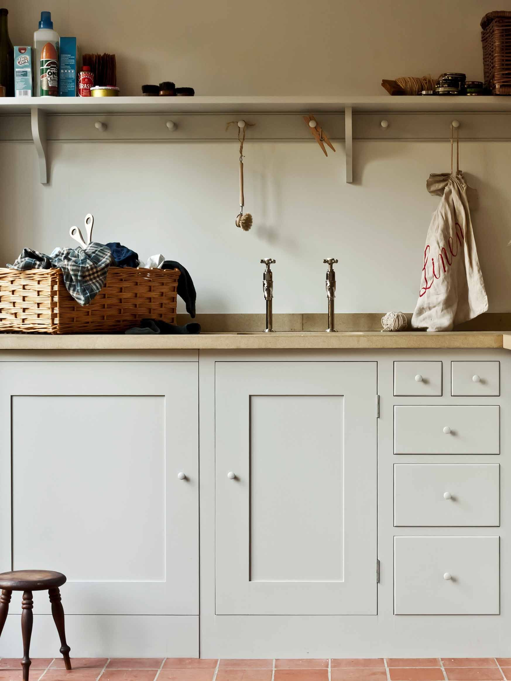 Kitchen Furniture Uk The Williamsburg Kitchen By Plain English Www