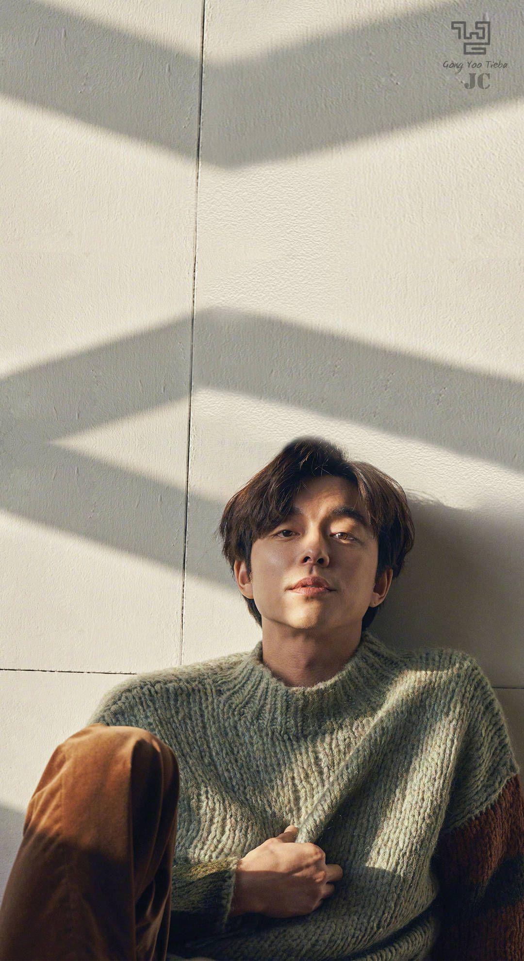 Haircut for men korean 2018 bazaar feb  cr jc  kpop u kdrama  pinterest  gong yoo kdrama