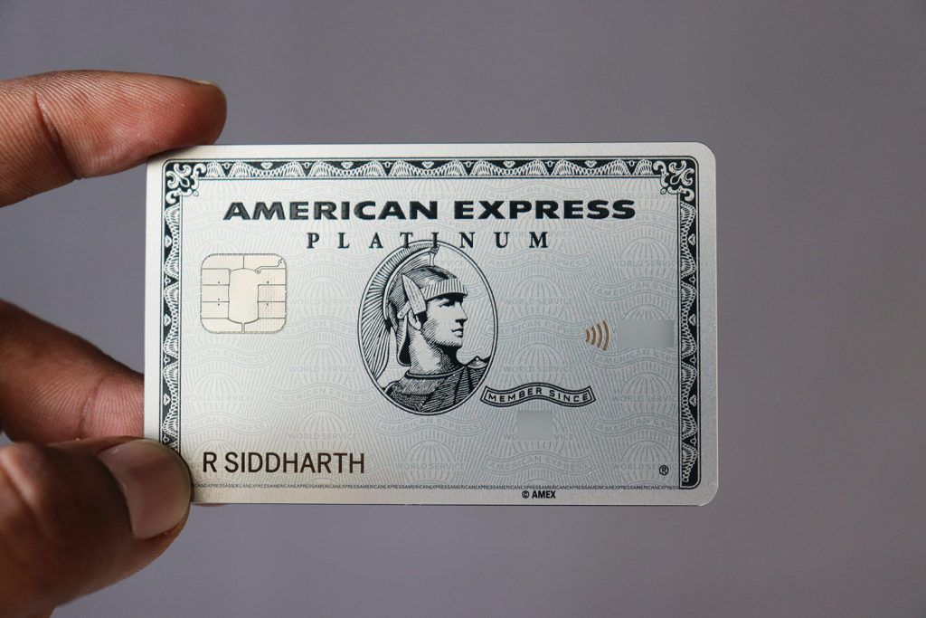 Palms On Expertise With Amex Platinum Steel Card American Express Platinum Platinum Credit Card American Express