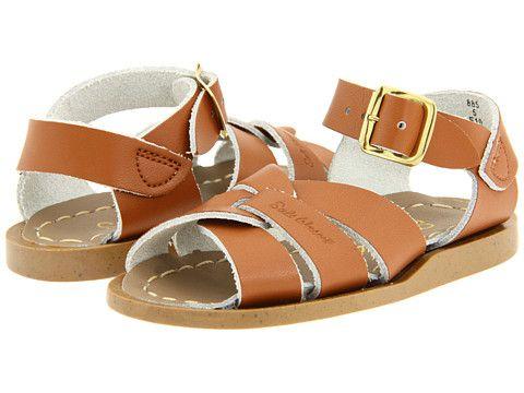 01a3829452651 Salt Water Sandal by Hoy Shoes Salt-Water - The Original Sandal (Infant  Toddler) Tan - Zappos.com Free Shipping BOTH Ways