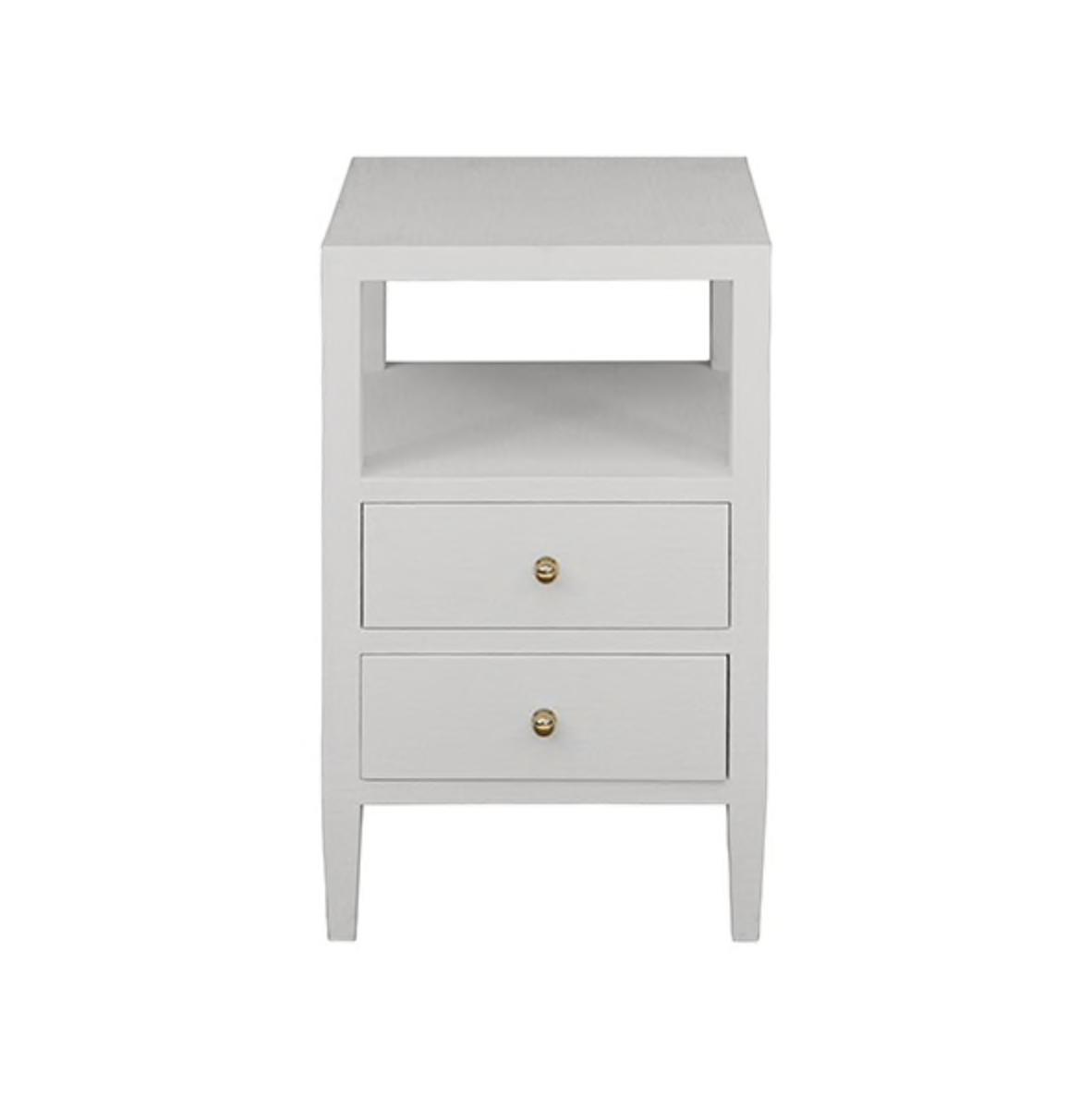 Modern Side Table White
