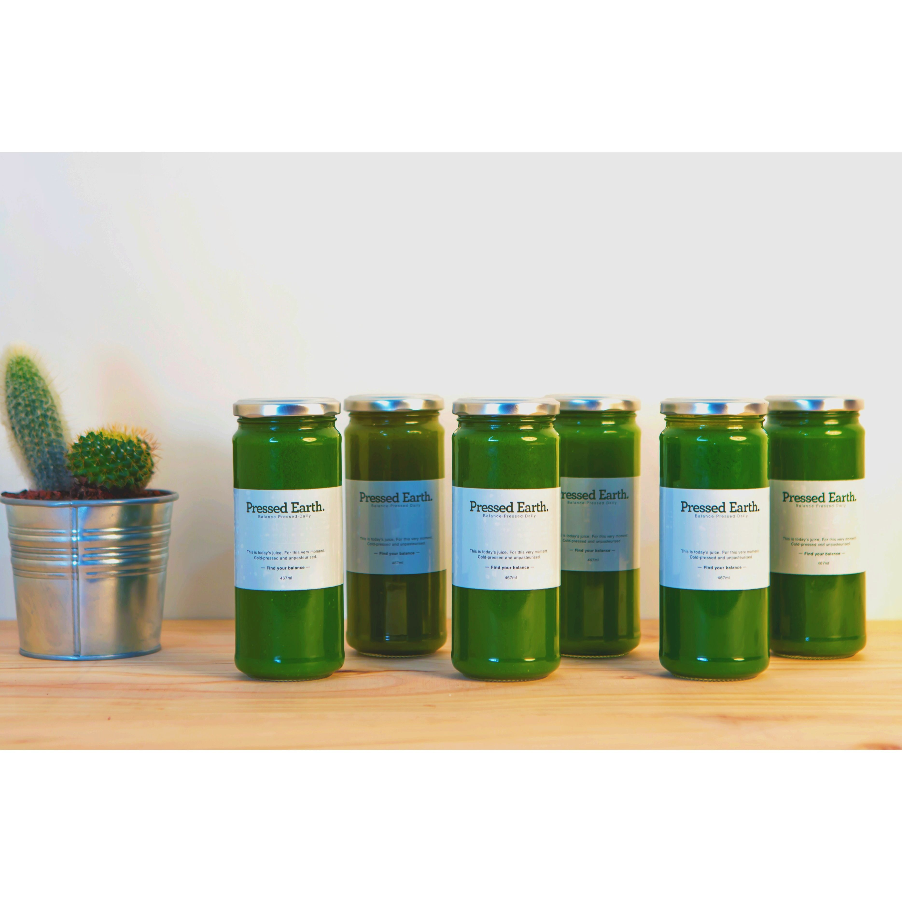 Pressed earth bottle packaging cold pressed juice company in cold pressed juice company in perth western australia malvernweather Images