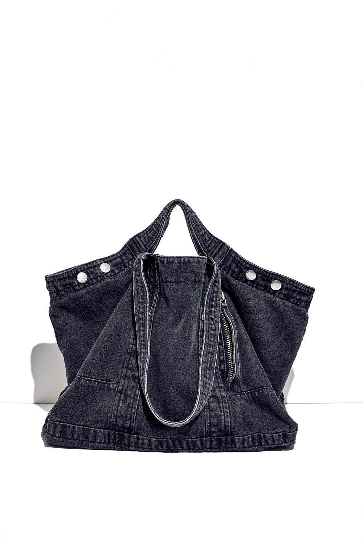 051b23d9fbf8 3.1 PHILLIP LIM Field Tote - Black.  3.1philliplim  bags  shoulder bags   hand bags  denim  tote  cotton