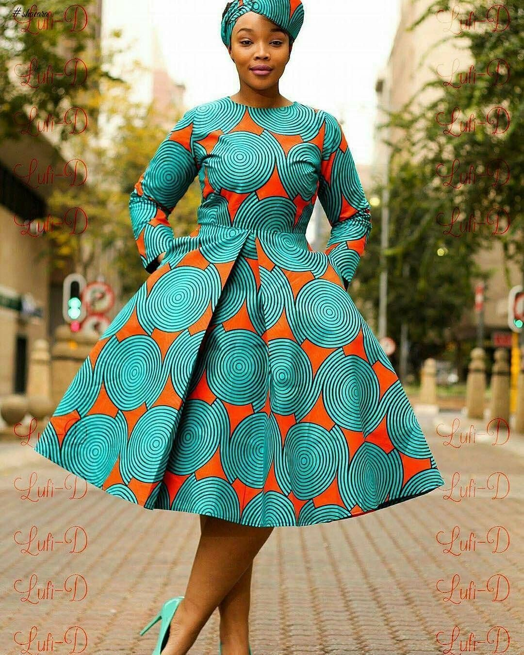 1d7ede49a52 Great ways To Rock African Prints to church in 2019