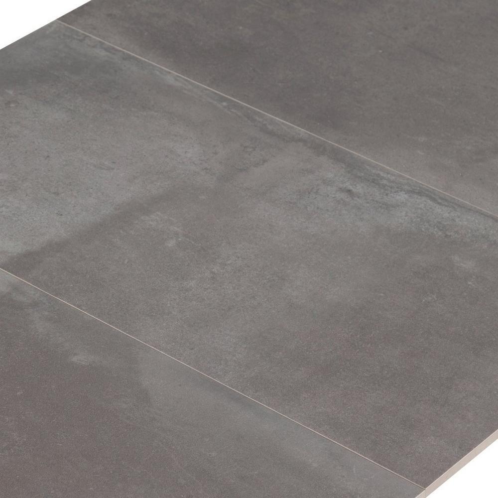city style gray porcelain tile floor