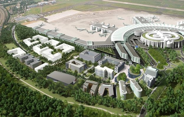 Vancouver Vancouver International (YVR) Airport Terminal