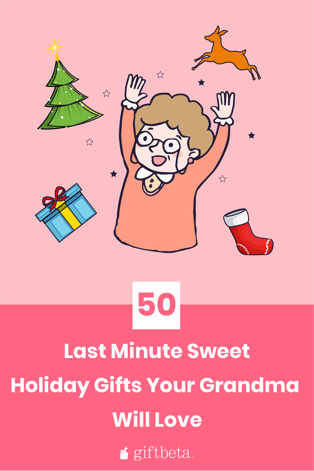 While getting the right gift for your grandmother can seem
