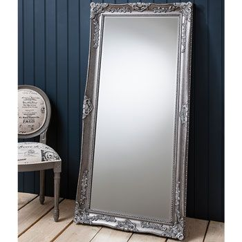 Gallery Stowe Leaner Mirror 168 X 79cm In Silver Costco