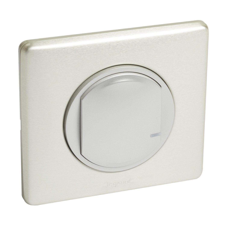 Interrupteur Variateur Connecte Eclairage Titane Celiane With Netatmo Legrand Interrupteur Variateur Interrupteurs Et Celiane
