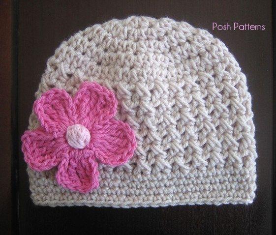 Crochet Pattern Crochet Hat Patterns Baby Crochet Pattern