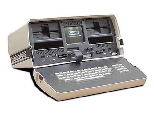 Il y a 32 ans, le 3 avril 1981, sortait l'Osborne 1, le premier ordinateur portable de l'histoire.