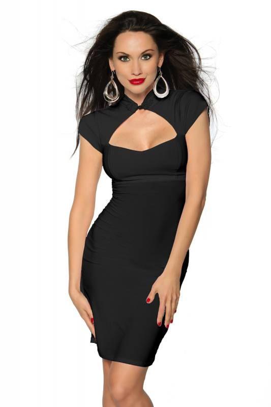 Asia Kleid 11888-schwarz - My-Kleidung Onlineshop | Kurze schwarze ...