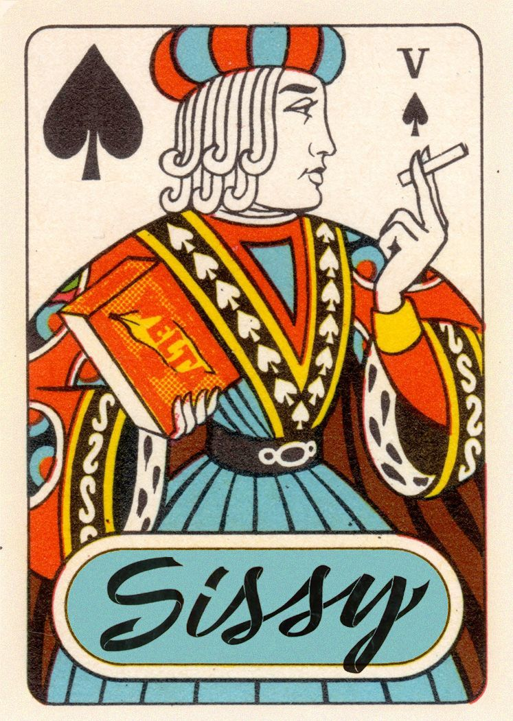 Jack of spades gay