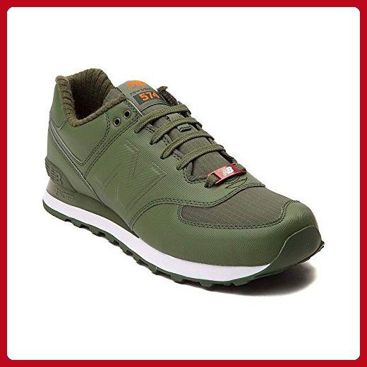 meilleur site web f00a4 28f11 Mens New Balance 574 Athletic Shoe (Mens 8.5, Olive2) - Mens ...