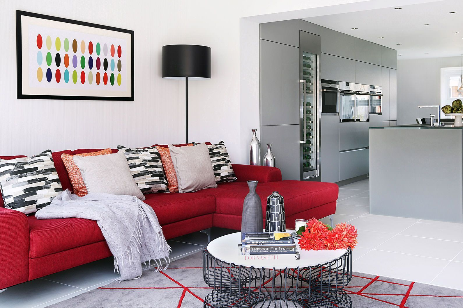 10 red and grey living room ideas 2020 very lovely  red