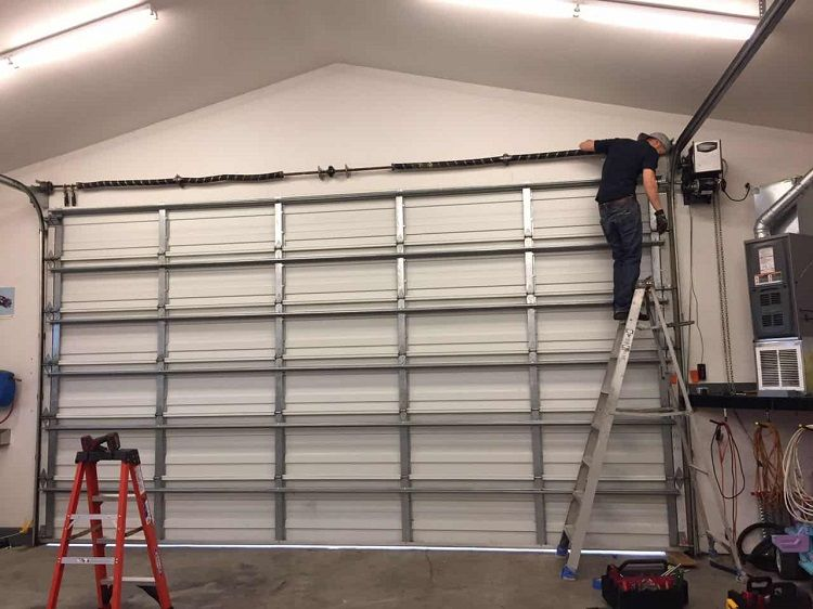 Top Prep Steps To Get Your Garage Door Repair Project Started Off On The Right Foot Garage Door Repair Door Repair Overhead Door