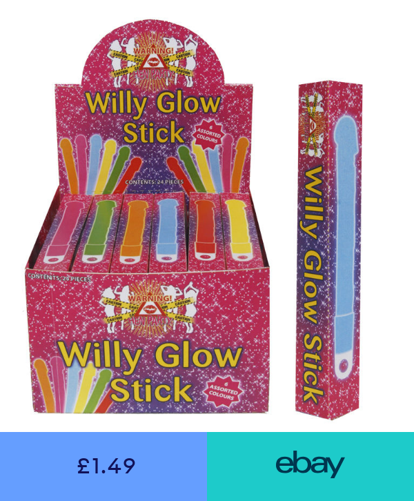 6 Stick Food Willy Hen Night Party Accessories  Girls Party Hens Night Hen Do UK