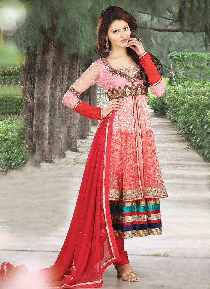 Pakistani & Indian Party Dresses for Women 2015-2016 ...