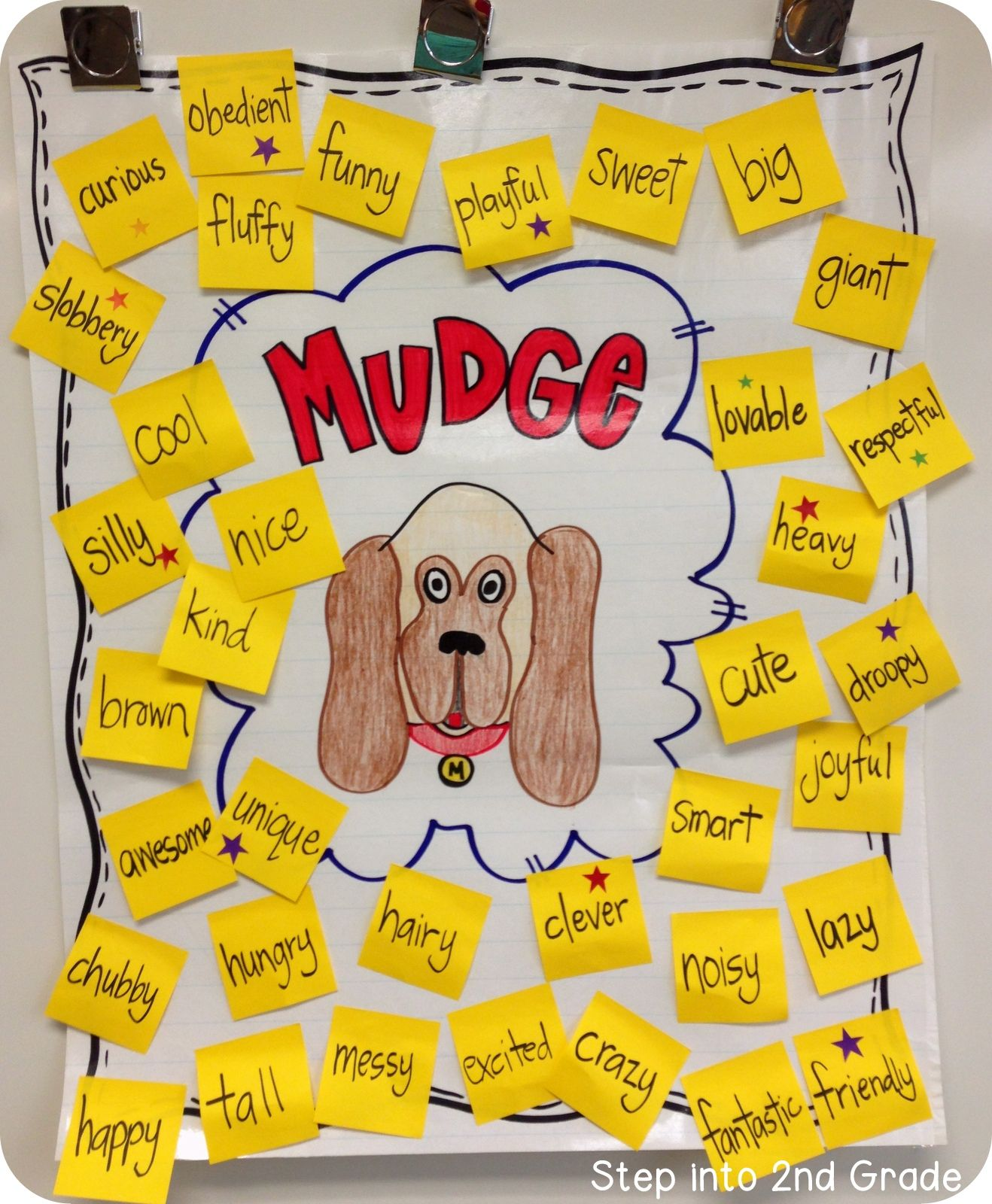 Step Into 2nd Grade With Mrs Lemons Henry And Mudge