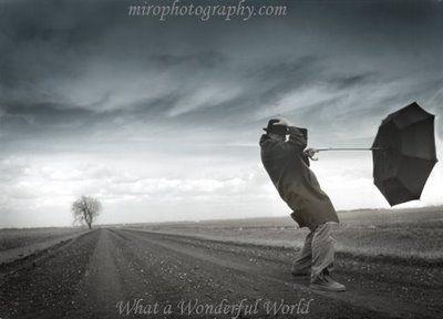not Rene Magritte but Mirek Weichsel
