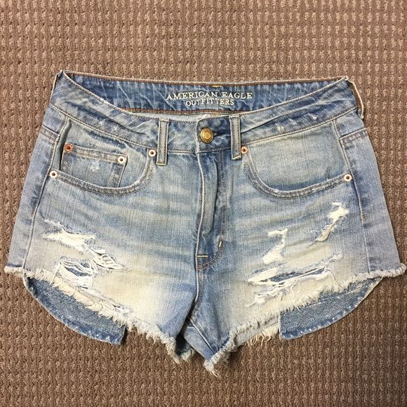 American Eagle Shorts | Festival shorts, American eagle shorts and ...