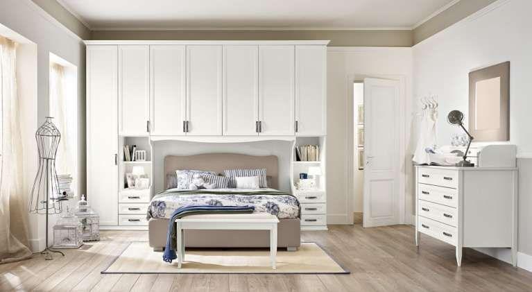 Camere da letto matrimoniali a ponte - Camera da letto in stile ...