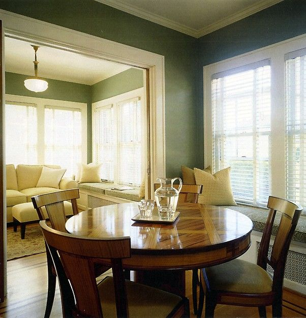 Beautiful Green And White Molding Combo. The Amount Of