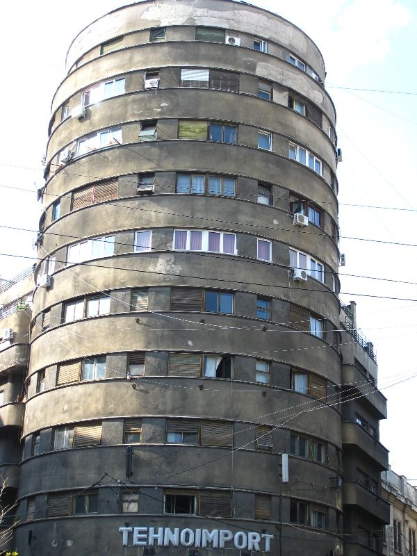 Architecture from URSS time