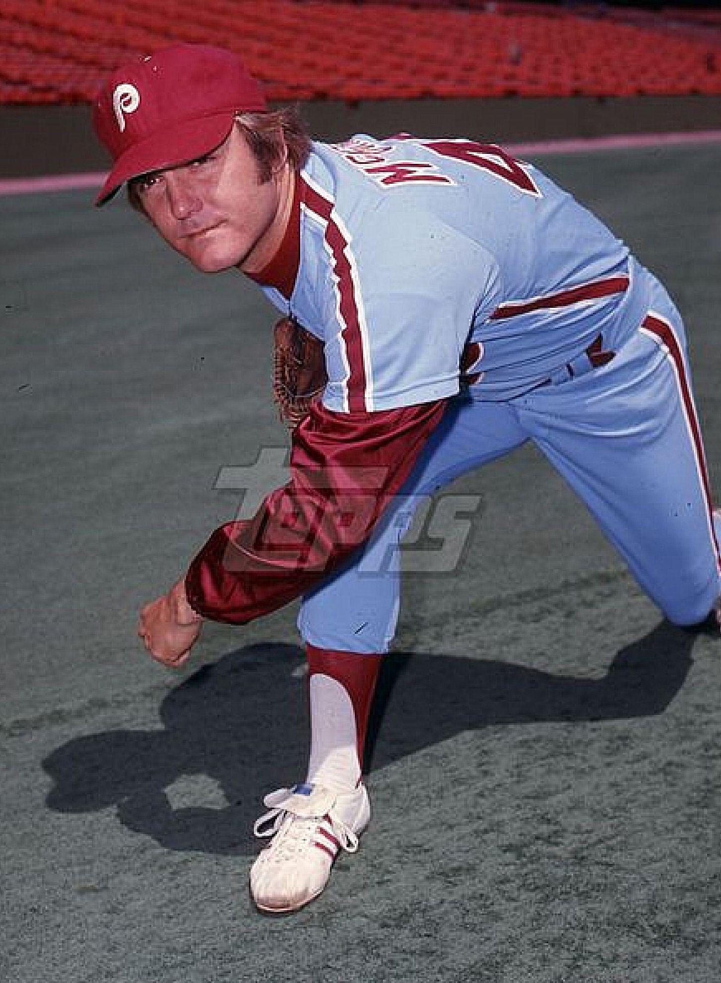 Tug Mcgraw Philadelphia Phillies Baseball Phillies Baseball