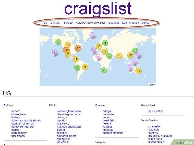 Advertise a Garage Sale on Craigslist | Garage sale | Garage, Sale