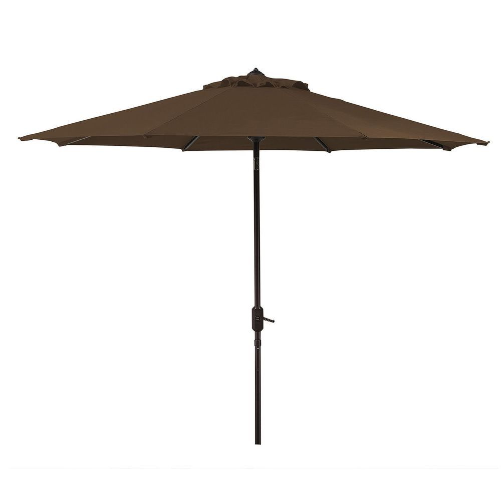 10' Market Umbrella with Premium Sunbrella Fabric Brand