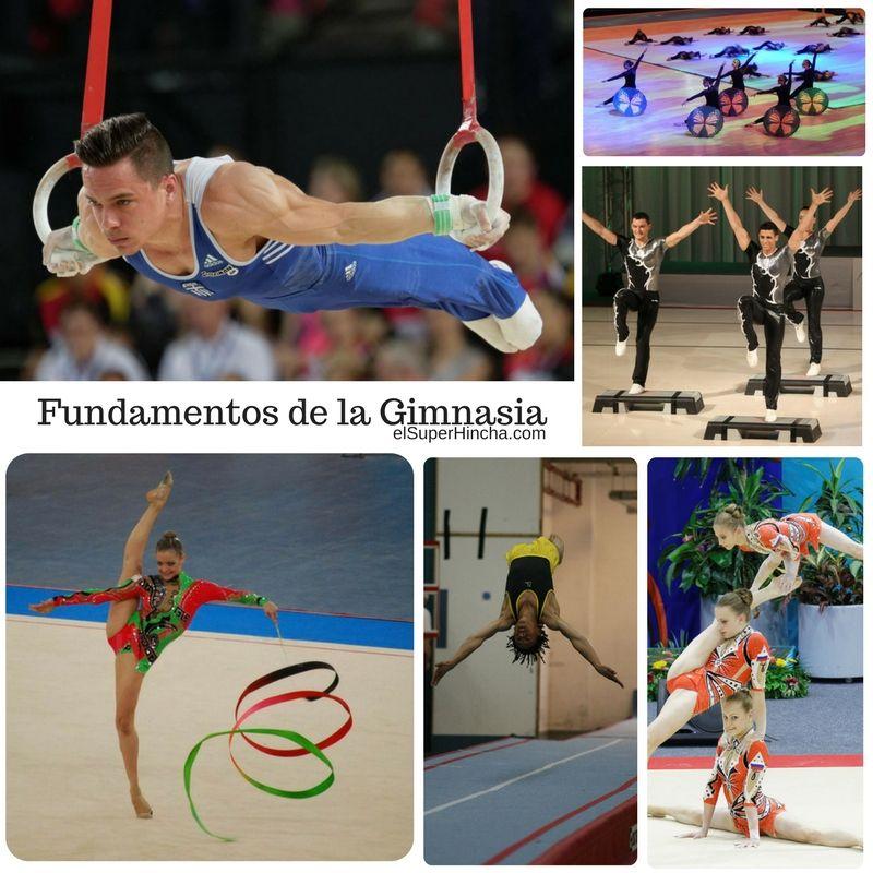 Gimnasia deportiva m s all de la art stica y r tmica for Gimnasia concepto