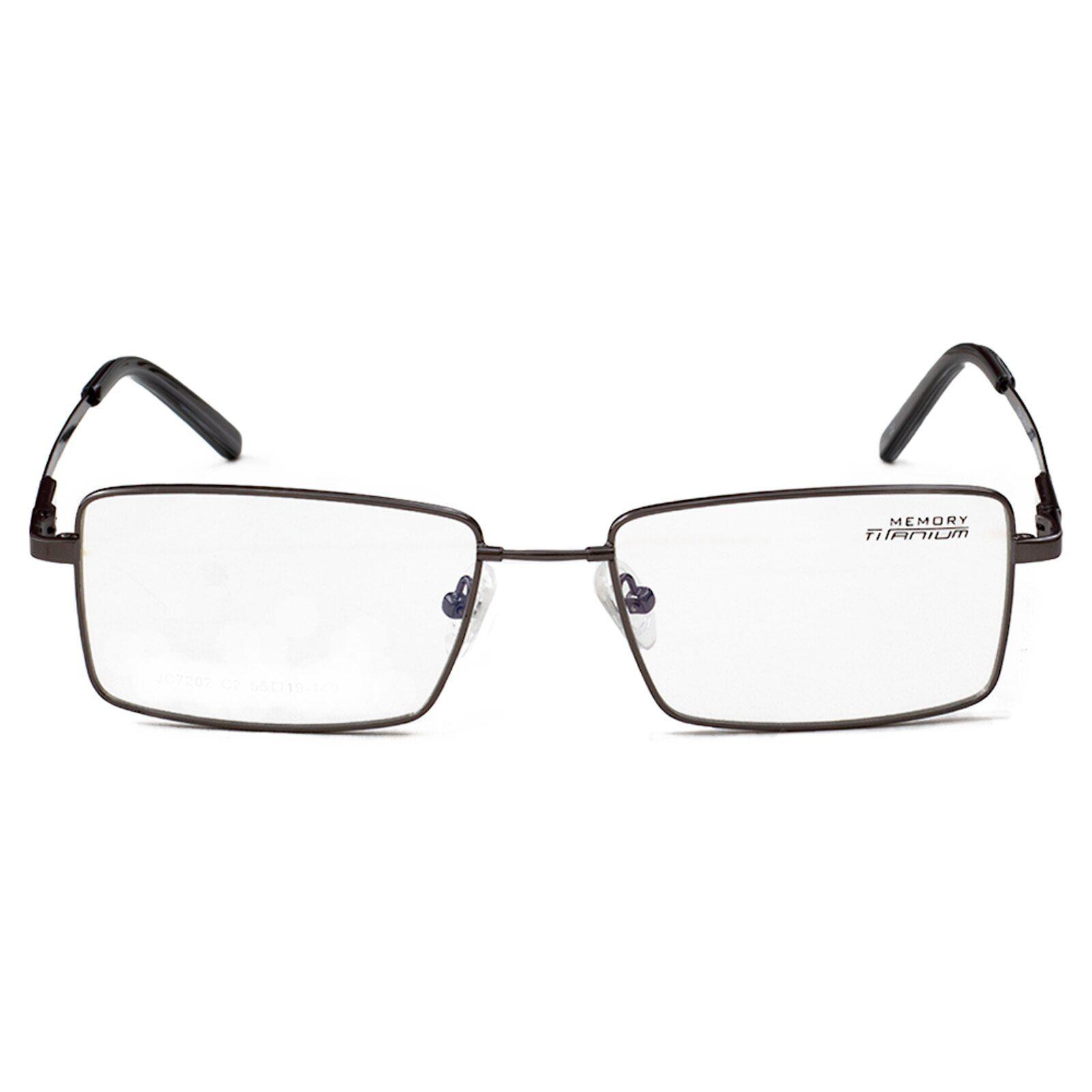 Armacao Oculos De Grau Kallblack Titanio Am7202 Grafite Em 2020