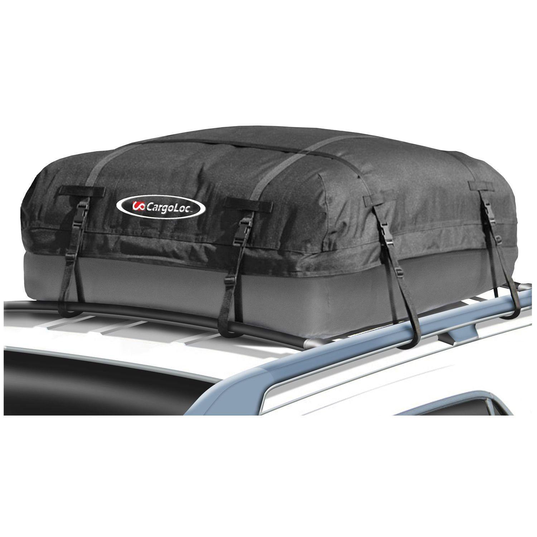 Cargo Roof Top Carrier Bag Rack 10 Cubic ft. Storage