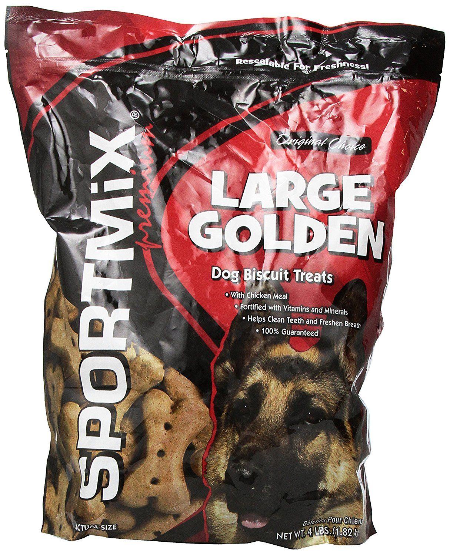 Midwestern pet foods sportmix original choice golden dog