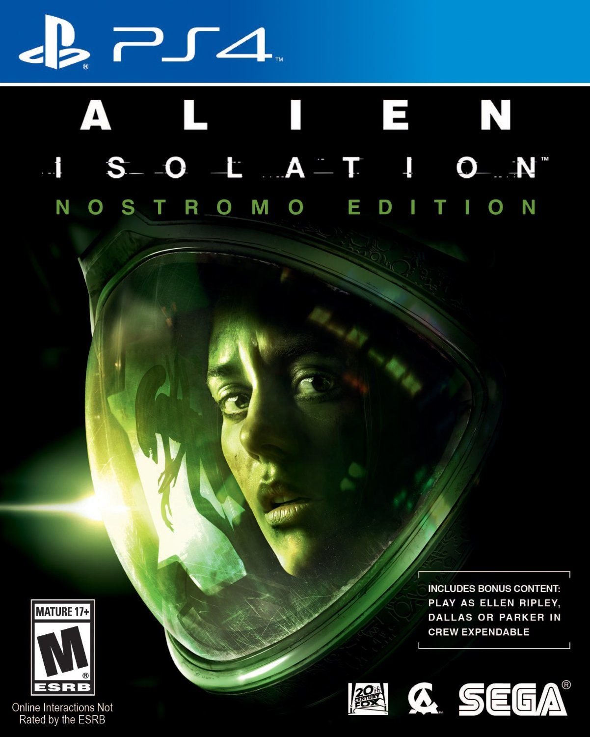 Alien Isolation for the ps4 (PreOrder) http//www.amazon