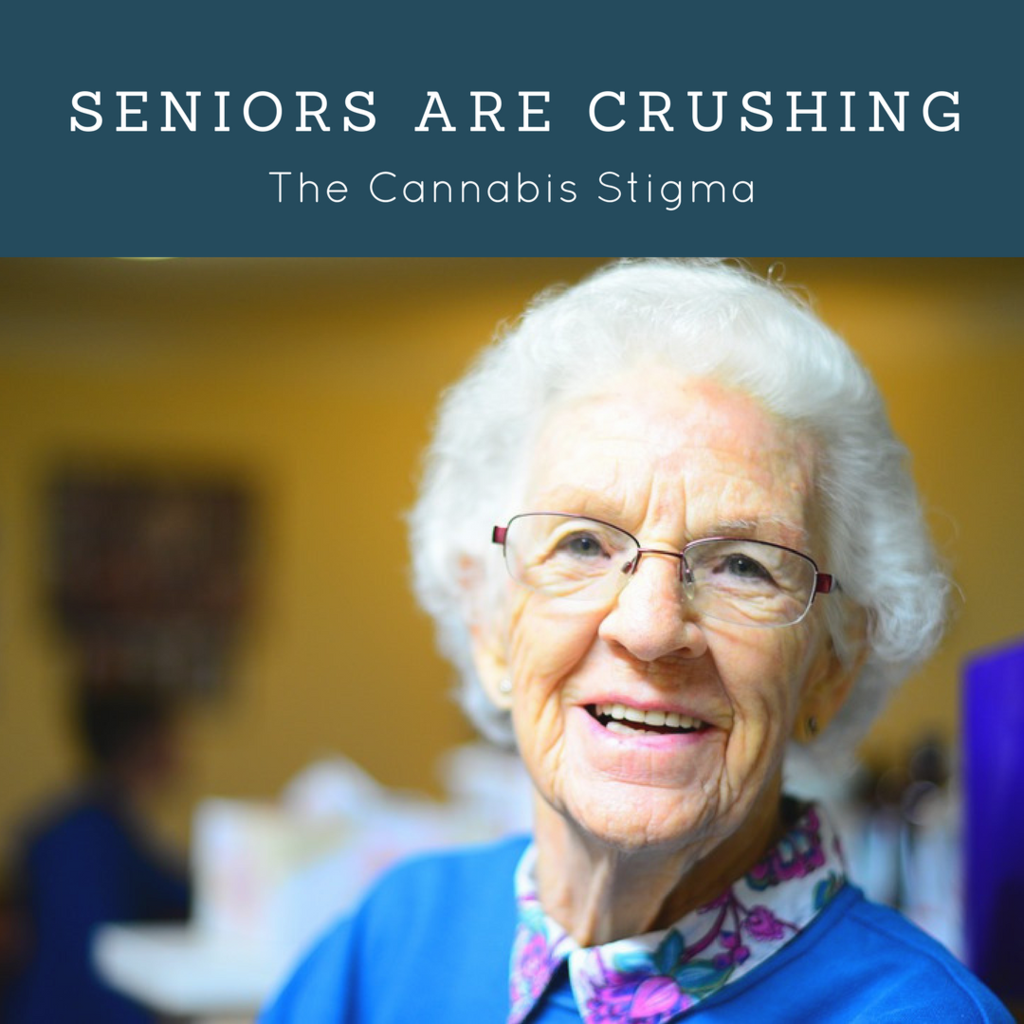 There once was a time where cannabis was looked upon with great disgust. But now, more than ever, people are starting to realize the true medical benefits behind this incredible plant. And the generation that we have to thank the most is our seniors.