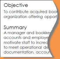 what does objective mean on a resume simple amazing what does an