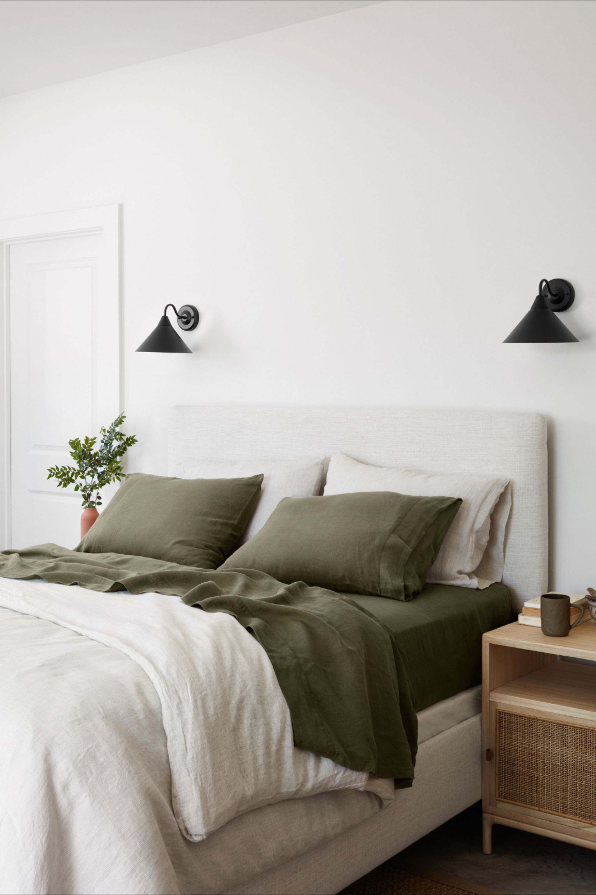 Luxe Linen Bedding in 2020 Home, Living room furniture