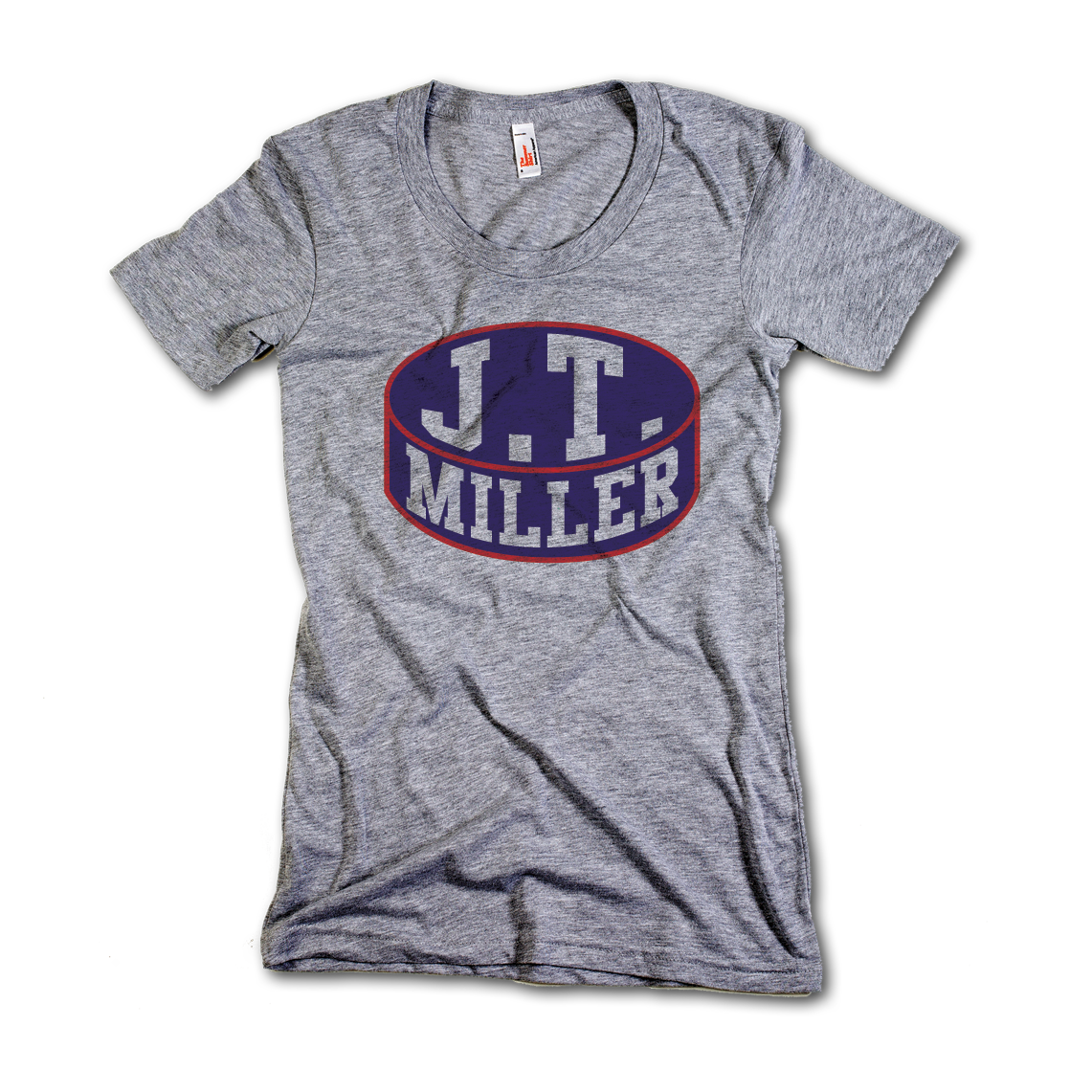 J.T. Miller Puck