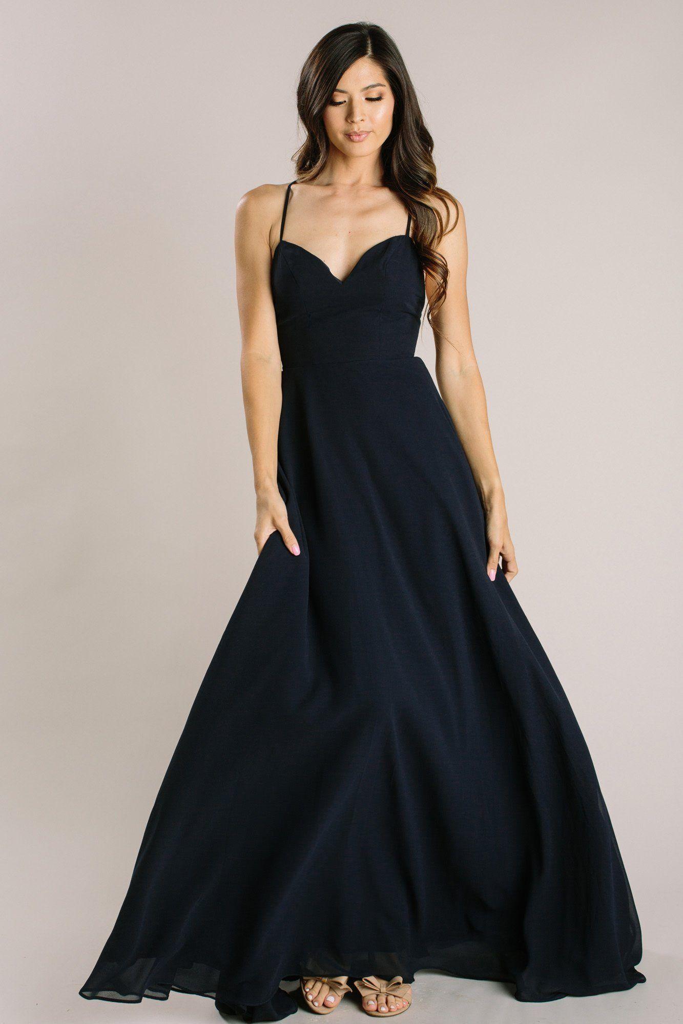Mia Sweetheart Maxi Dress Navy X Large In 2021 Dresses Maxi Dress Boutique Maxi Dresses [ 1999 x 1333 Pixel ]