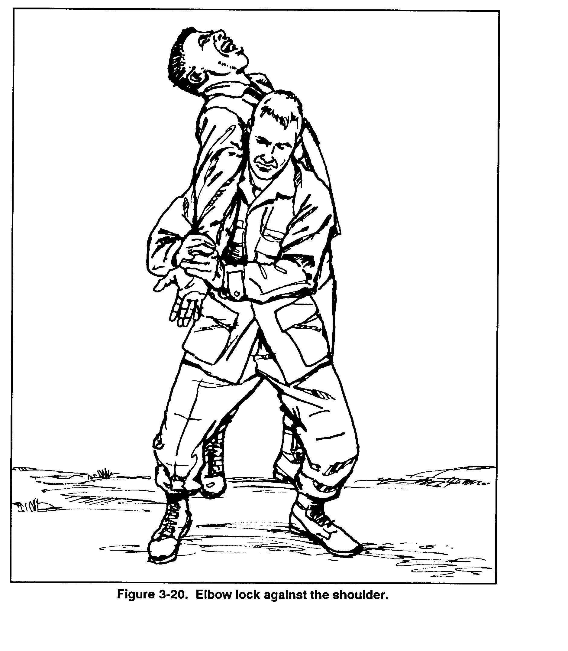 3 5 Grappling Us Army Combatives