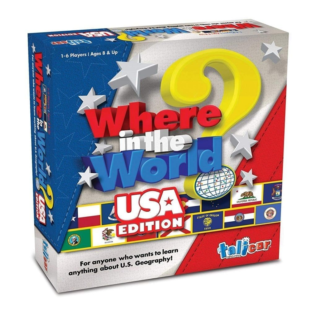 Fun and Educational Geography Games and Activities