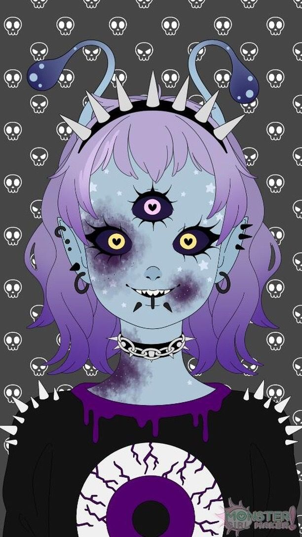 Monster girl maker (by ghoulkiss) (app only available on