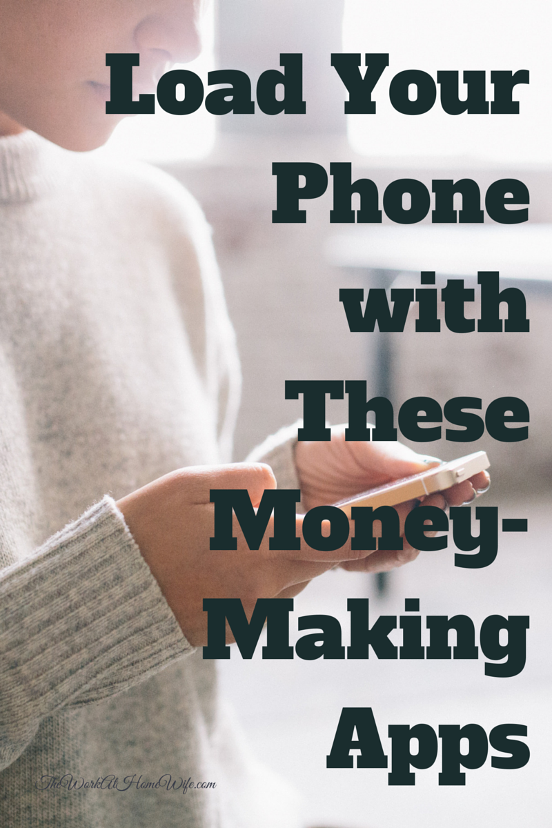 30 Work from Home Apps to Help You Make Money Earn money