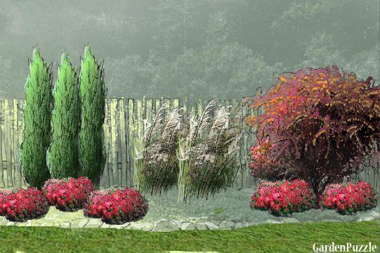fence - GardenPuzzle - online garden planning tool ...
