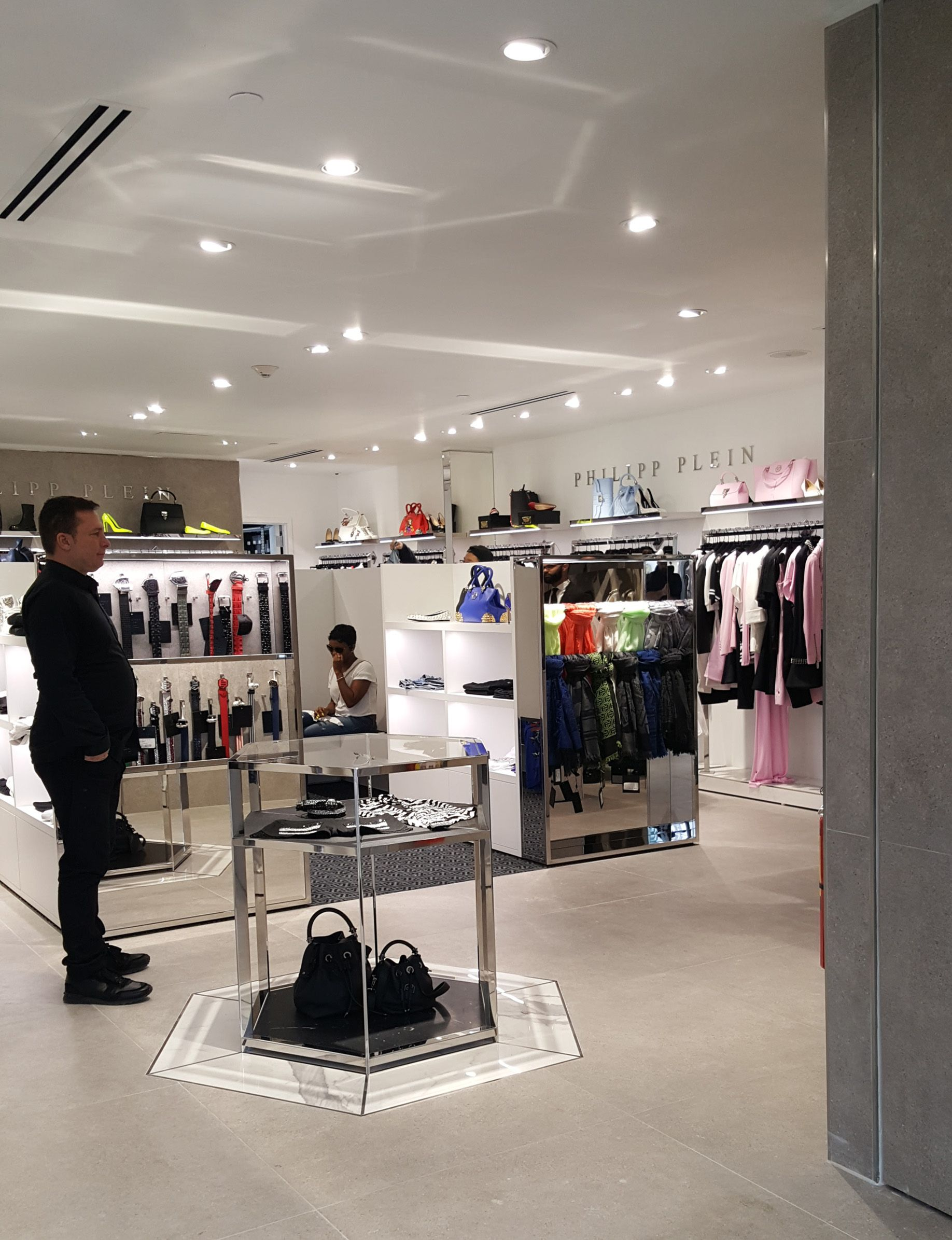Philipp Plein Store at Woodbury Common outlet in New York