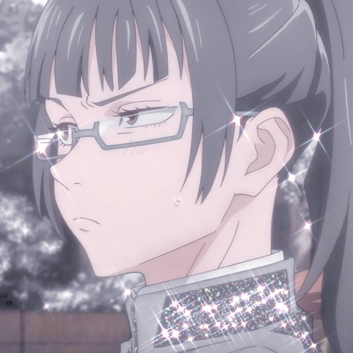 Jujutsu Kaisen Zenin Maki Icons Anime Anime Icons Jujutsu