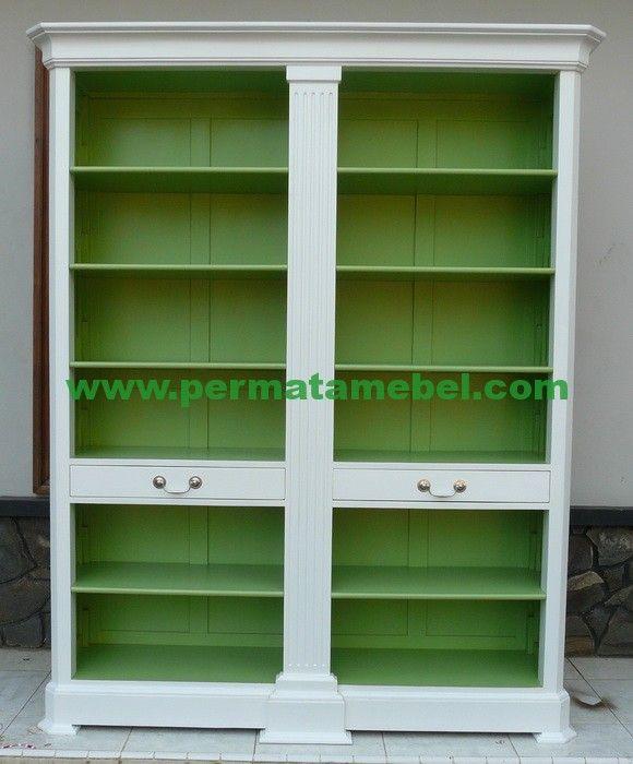 Modern Furniture Jepara lemari rak buku minimalis modern | mebel jepara | furniture murah