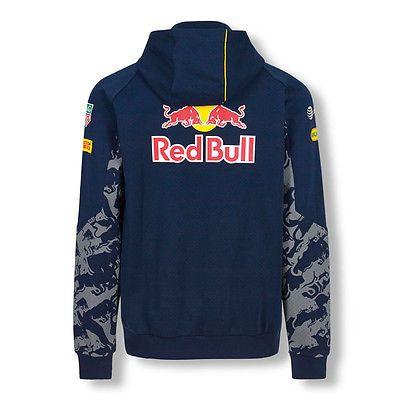 a6edea4256 2016 Red Bull Racing F1 Formula 1 Teamline MENS Hooded Jacket Hoody Top by  PUMA | Clothing | Branded Automotive Merchandise - Zeppy.io